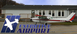 Burlington Airpark Inc Logo